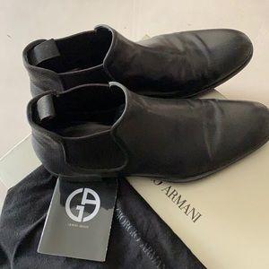 Georgio Armani men's boots